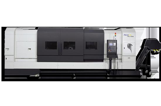 mesin bubut CNC Focus